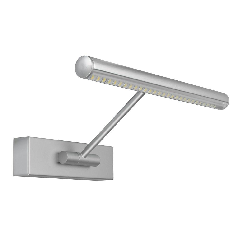 Slim Adjustable LED Picture Light, 3000K, 31cm