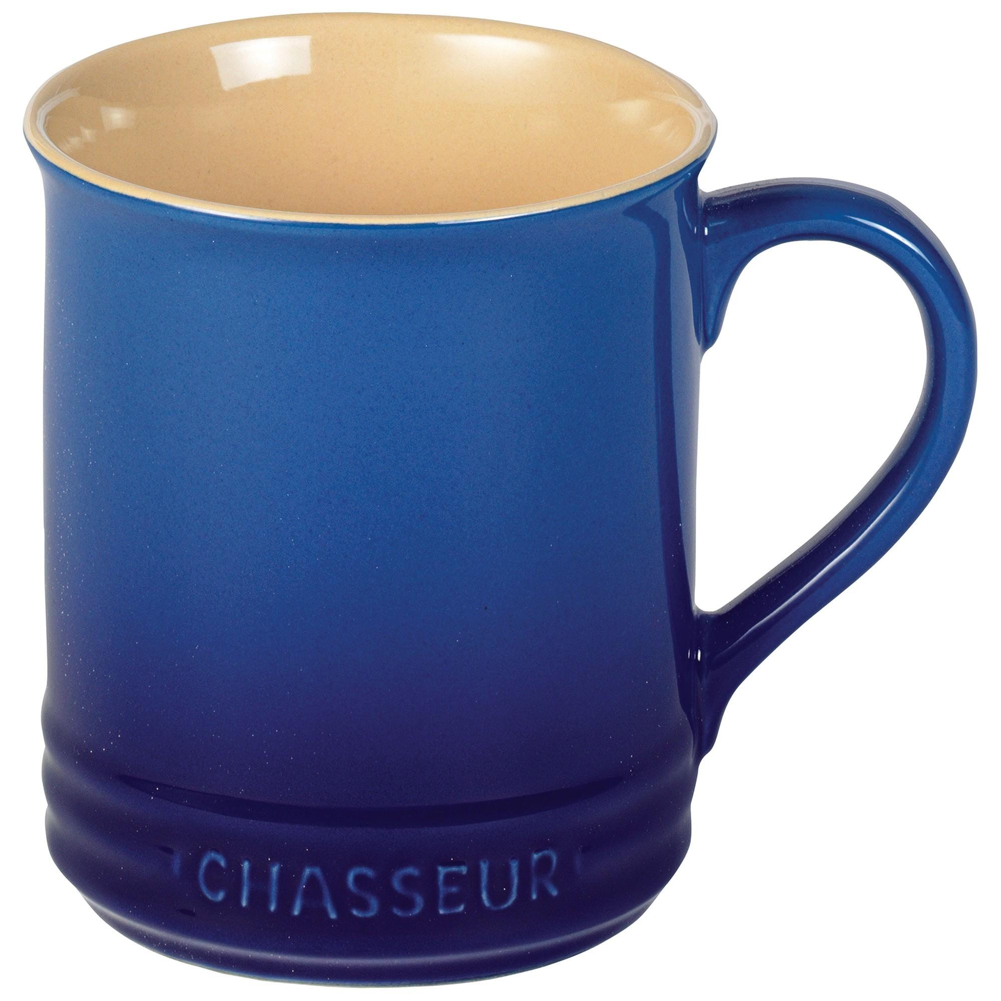 Chasseur La Cuisson Mug, 350ml, Blue