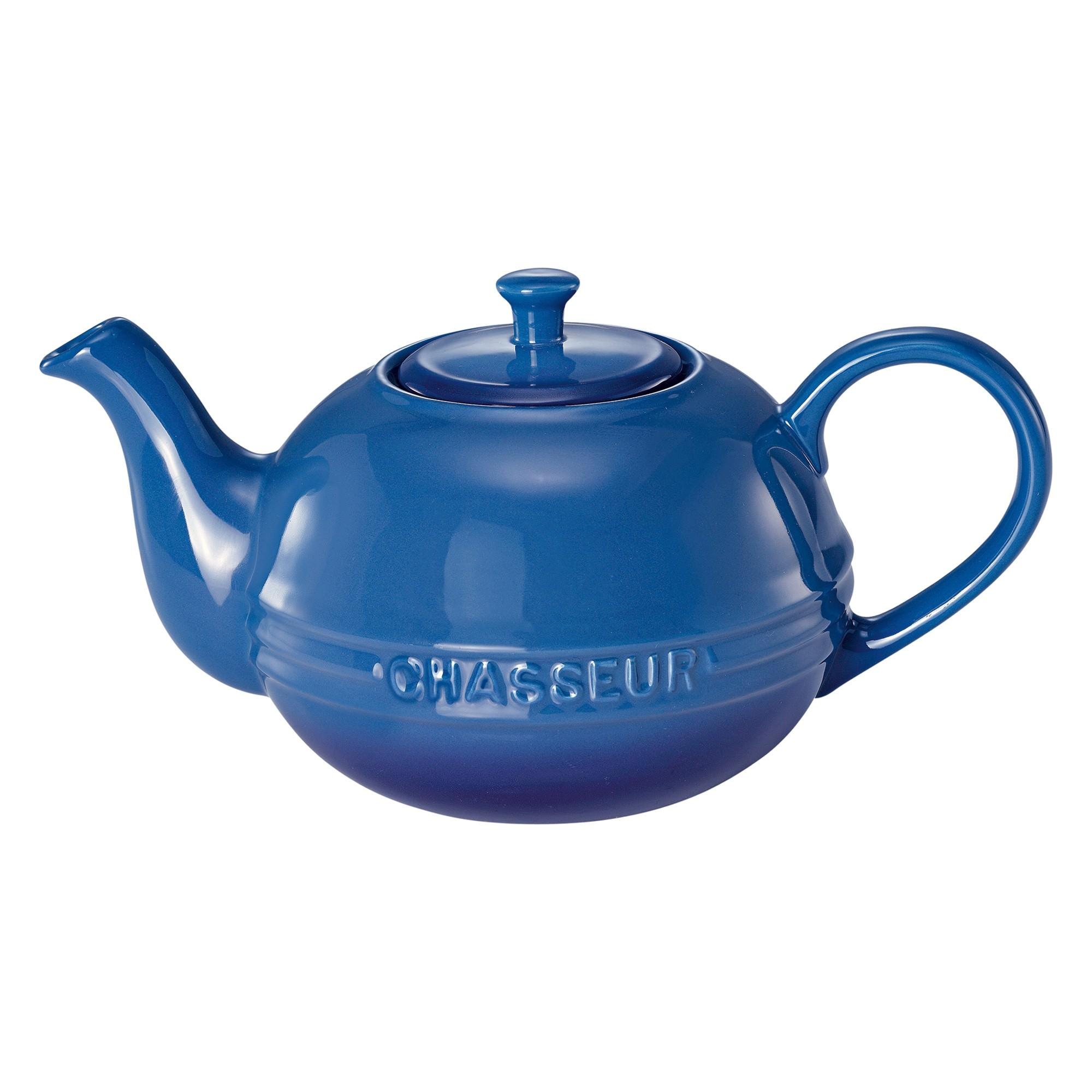 Chasseur La Cuisson Teapot - Blue
