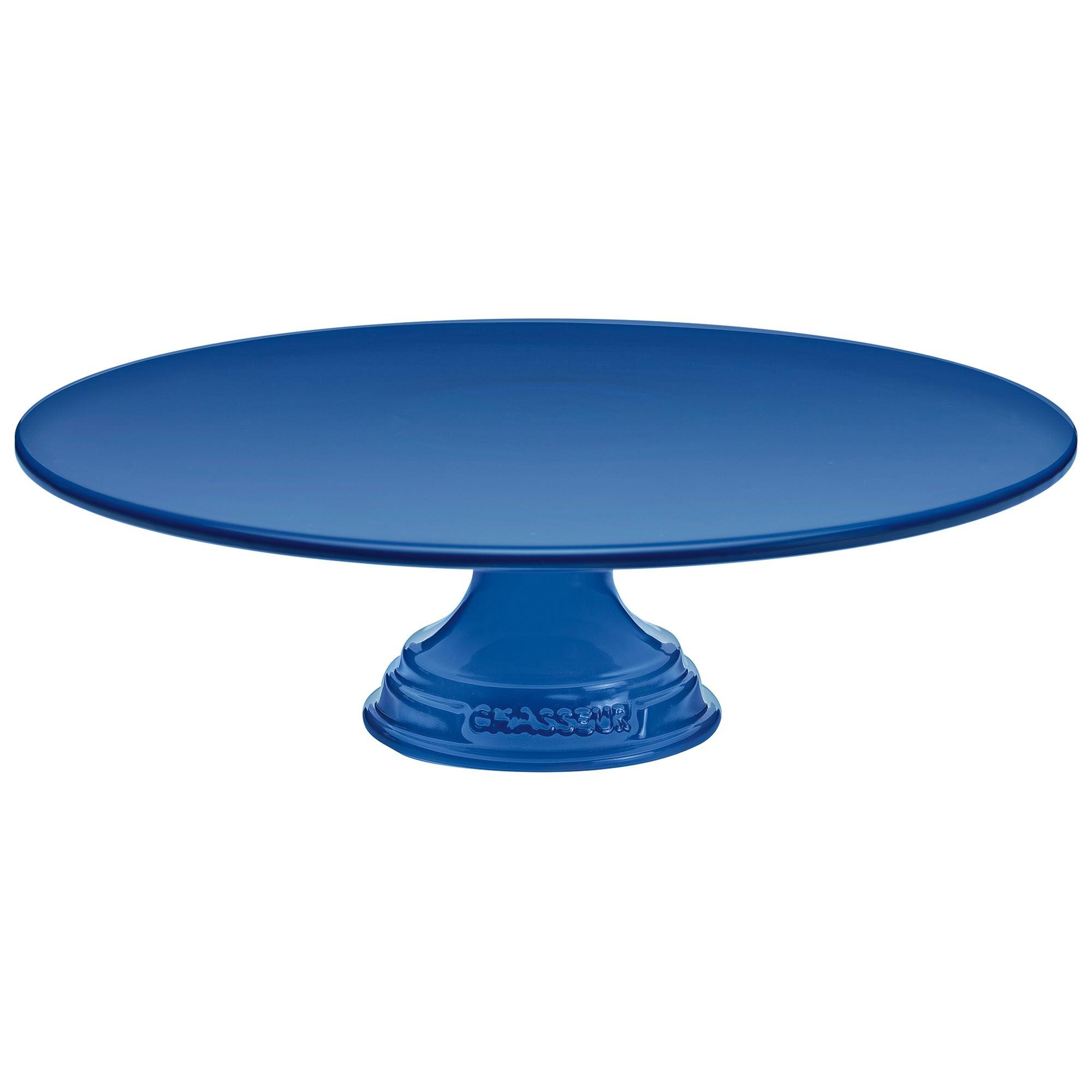 Chasseur La Cuisson Cake Stand - Blue