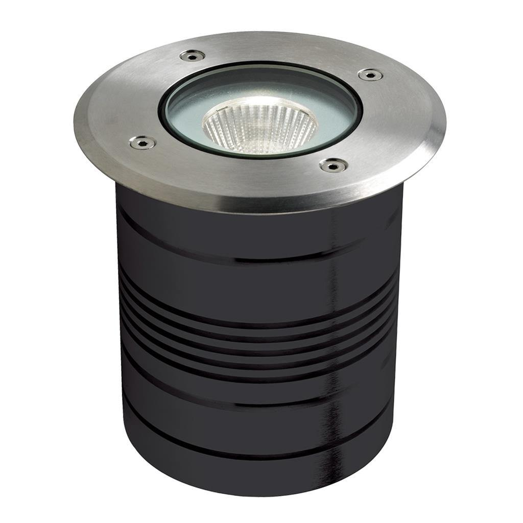 Modula IP65 Exterior LED Inground Light, 5000K, Round