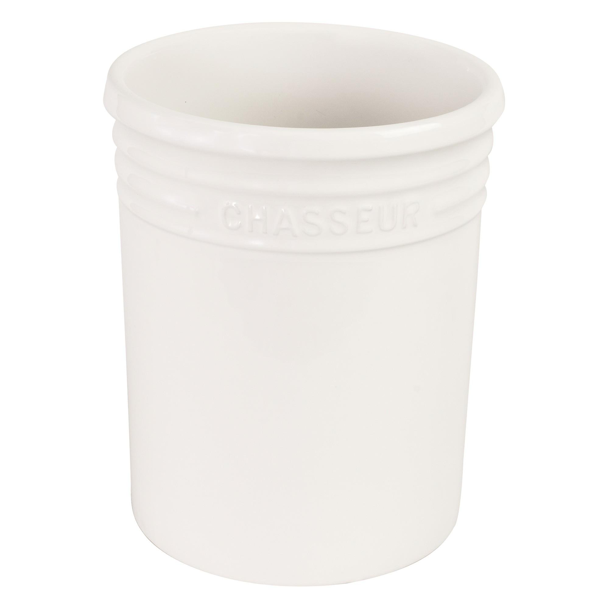 Chasseur La Cuisson Utensil Jar - Antique cream