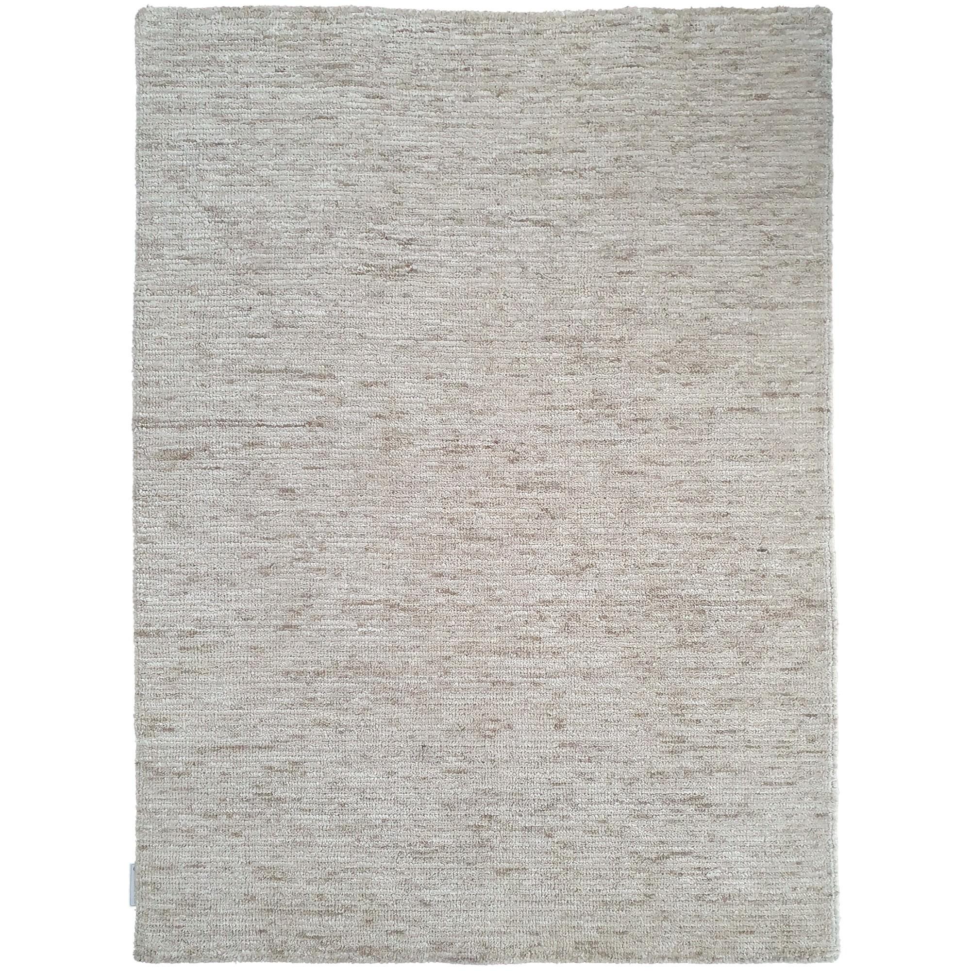Ascot No.811 Handmade Wool Rug, 160x110cm, Caramel