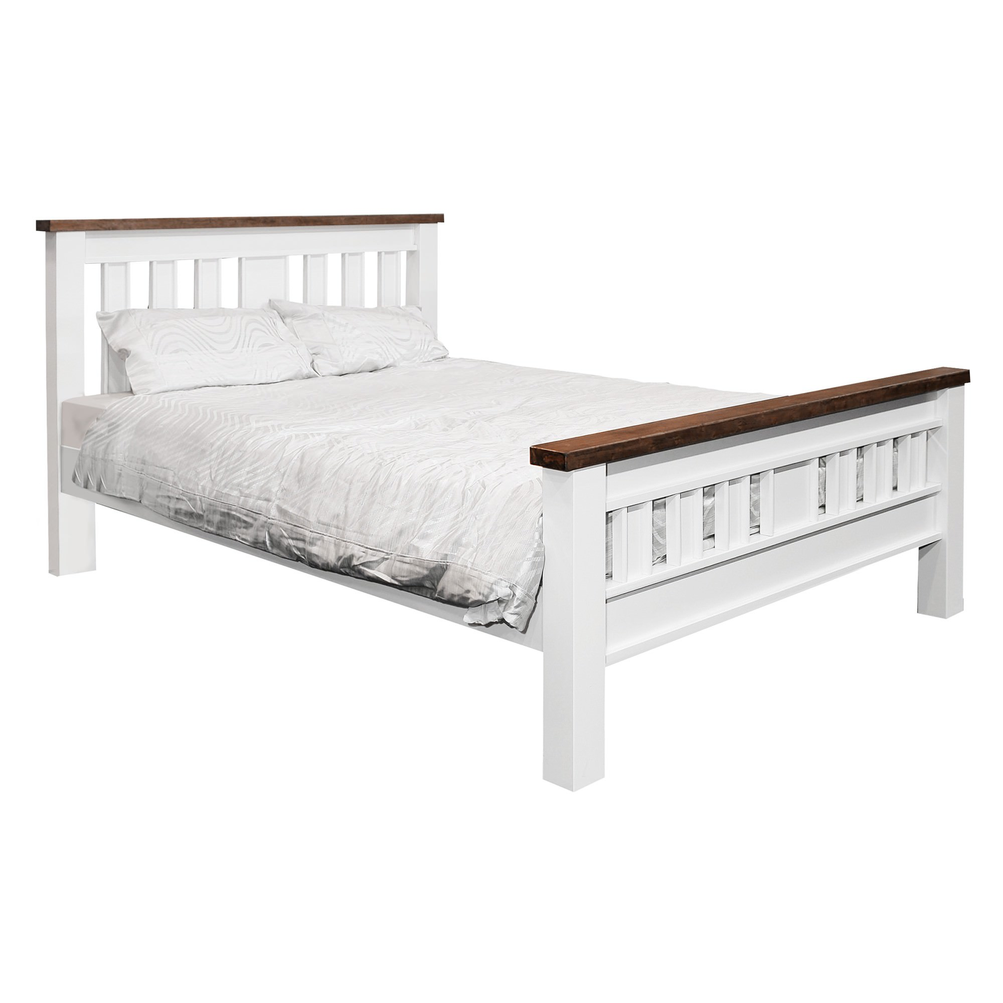 Imperial Wooden Bed, Queen