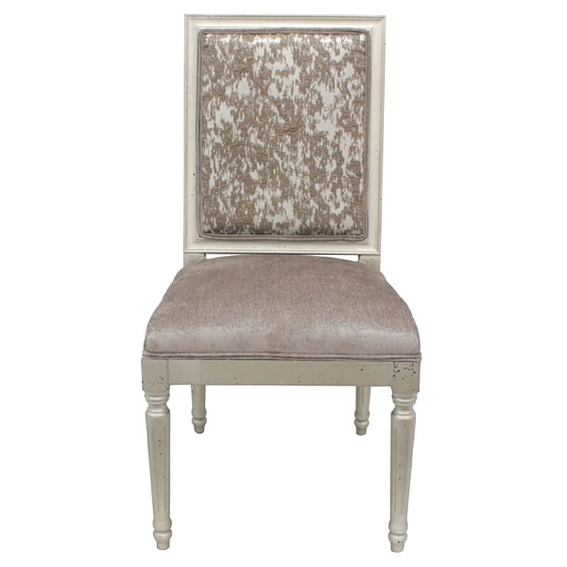 Ranwick Fabric Upholstered Solid Timber Dining Chair