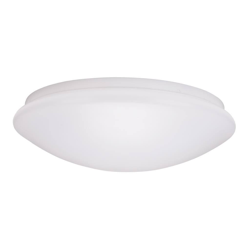 Vortex IP44 LED Oyester Light, 3000K, 27.5cm