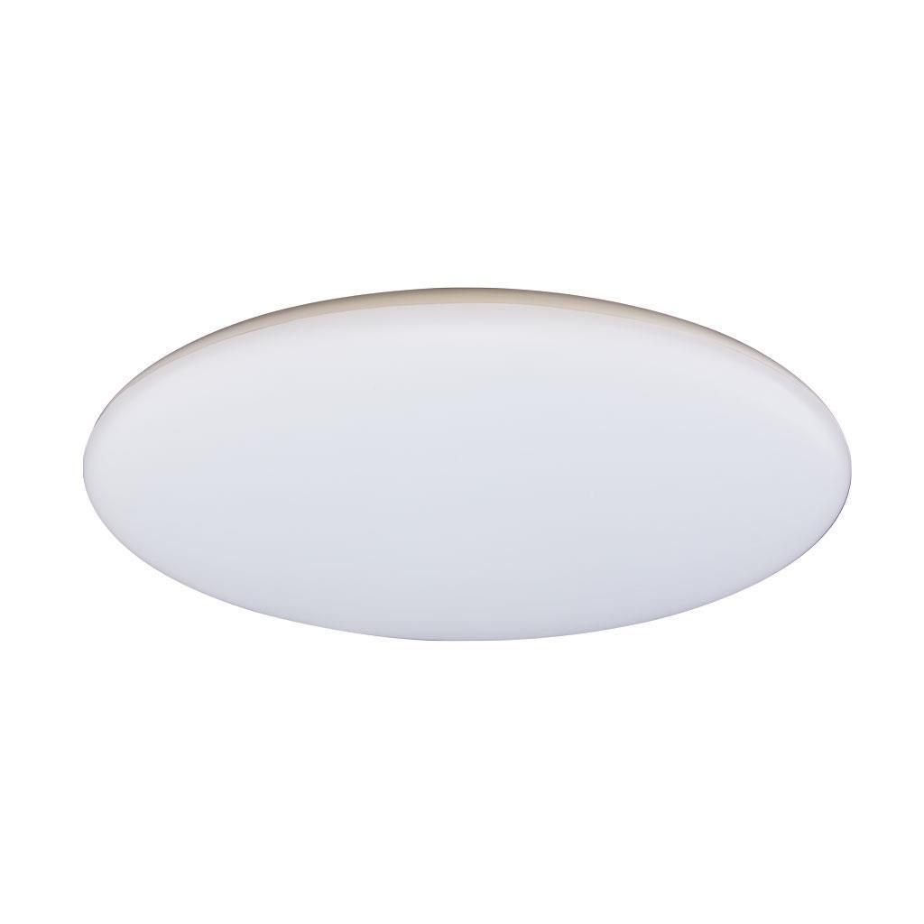 Mondo Indoor / Outdoor IP44 Slimline LED Oyster Light, 3000K, 40cm