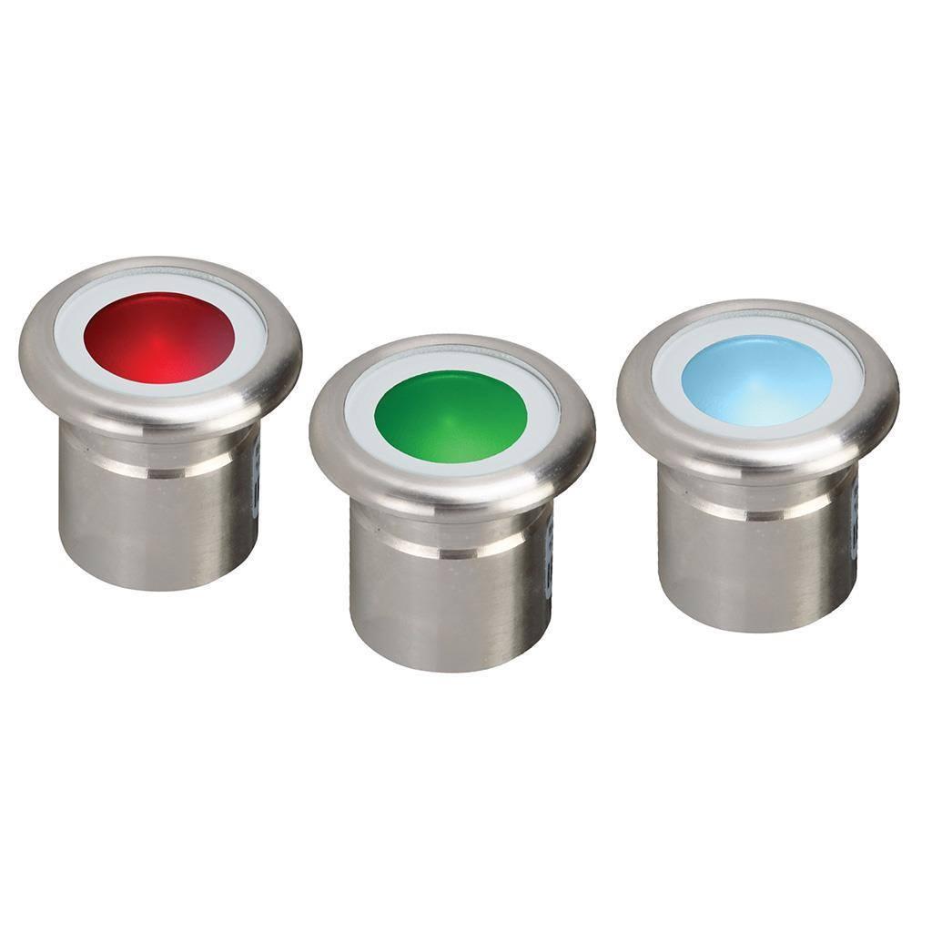 Vivid Optional Single Head LED Deck Light, RGB