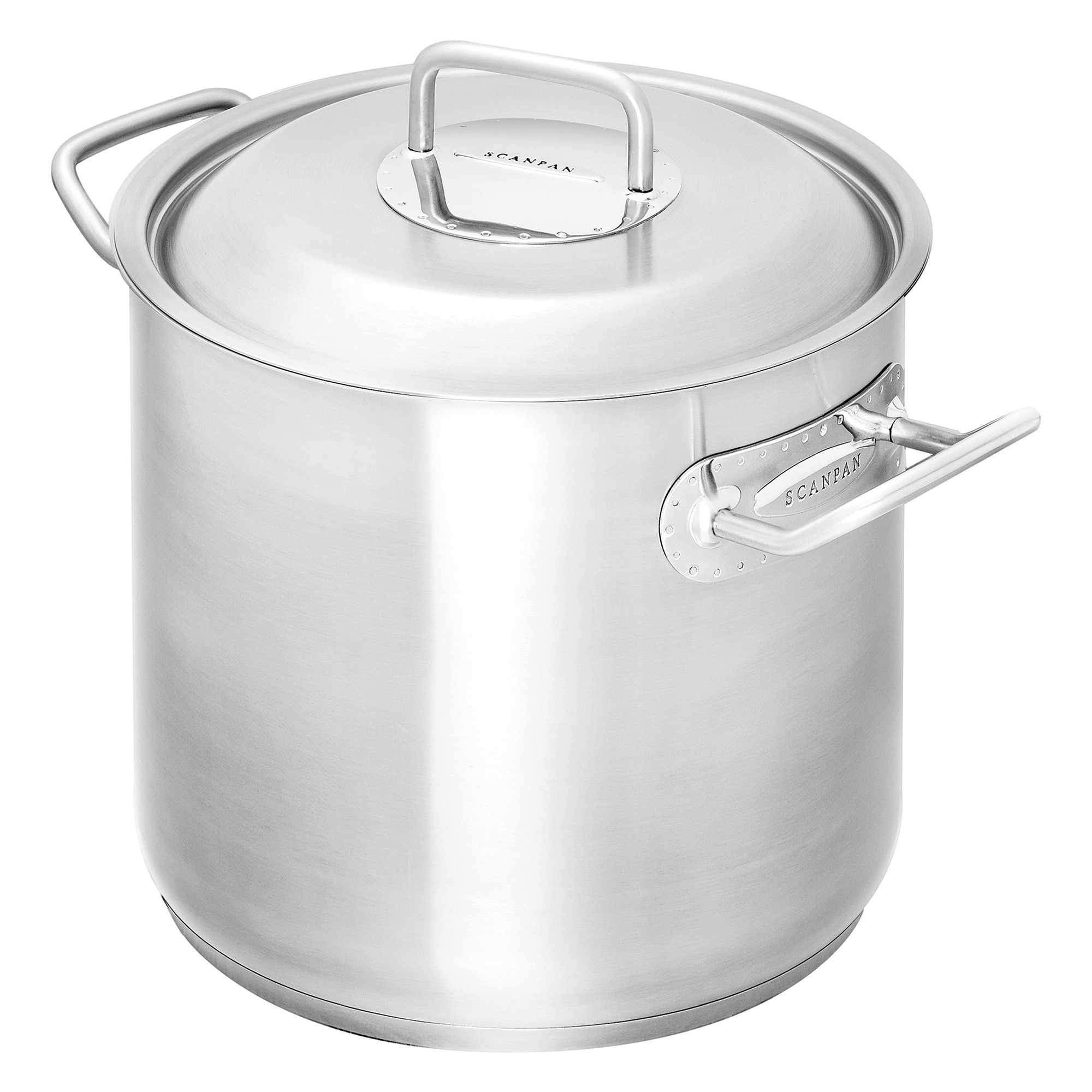 Scanpan Commercial 24cm/8.5L Stockpot with Lid