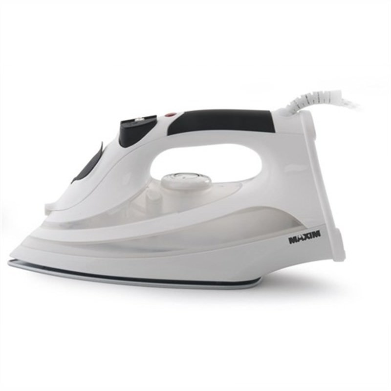 Maxim The Genius Full Feature Iron-Stainless Spray and Steam Iron