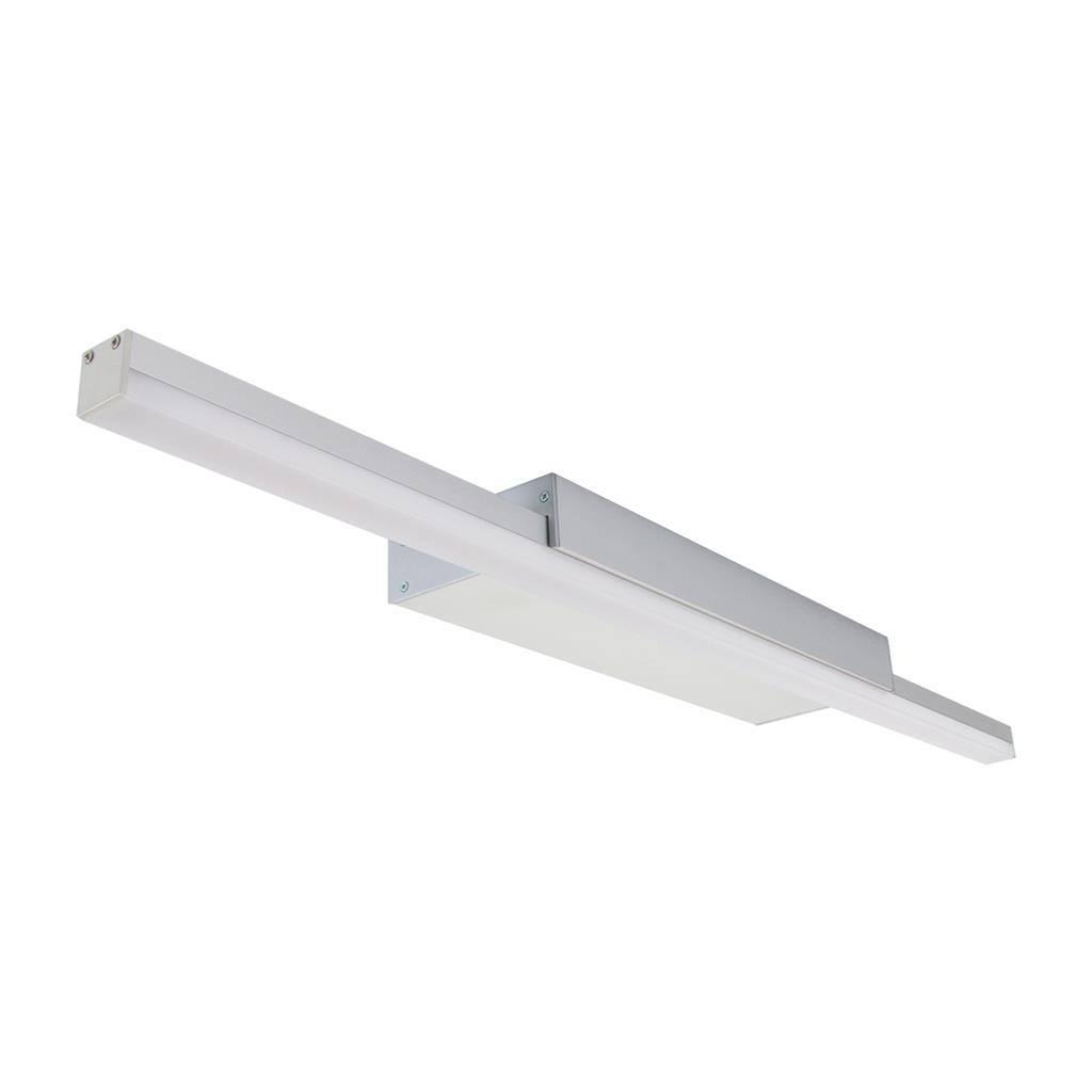Shadowline LED Vanity / Picture Light, 3000K, 60cm, Anodised Aluminium