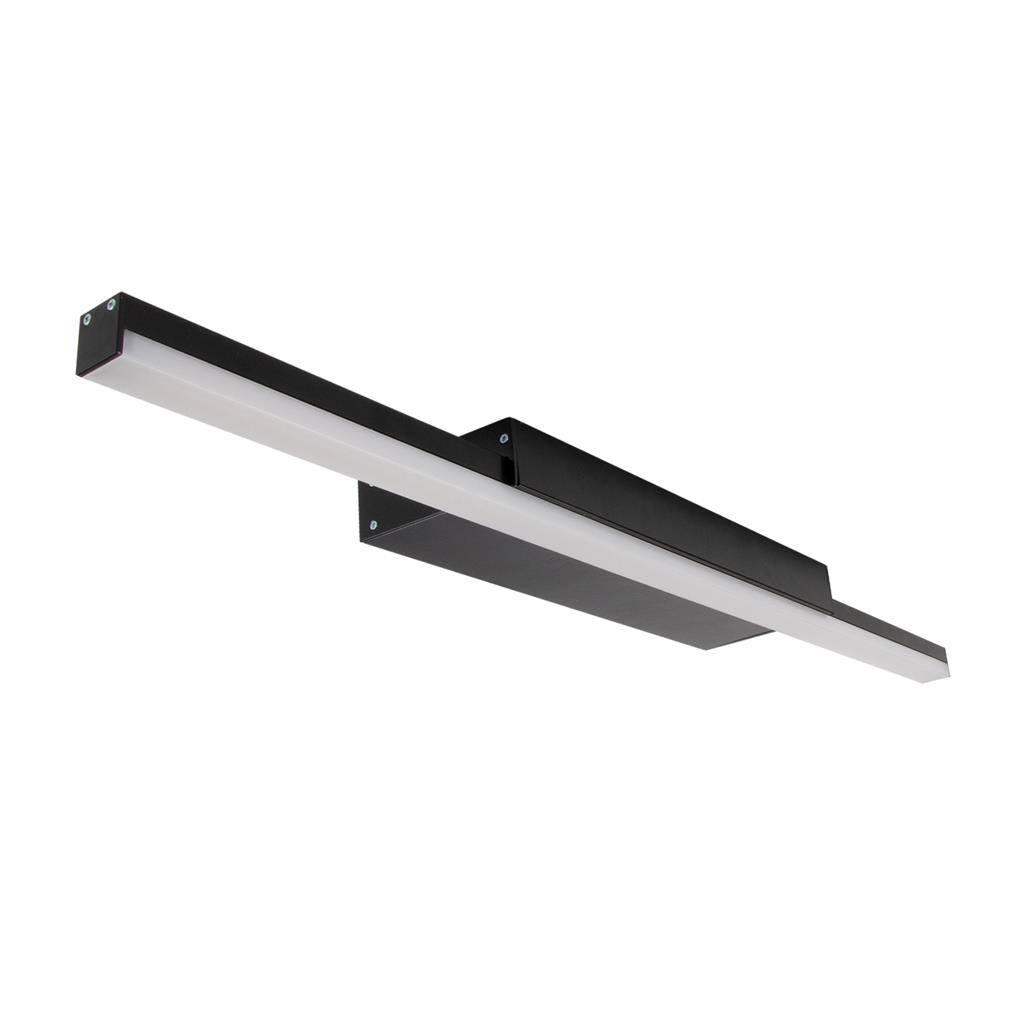 Shadowline LED Vanity / Picture Light, 3000K, 60cm, Matt Black