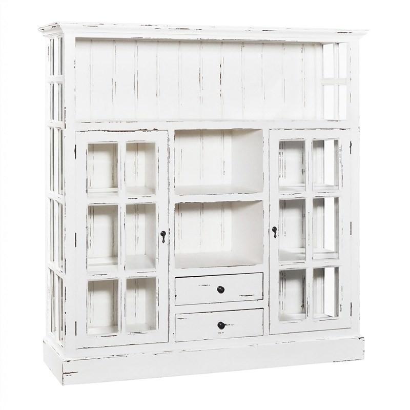 Millton Solid Mahogany Timber Kithchen Cupboard