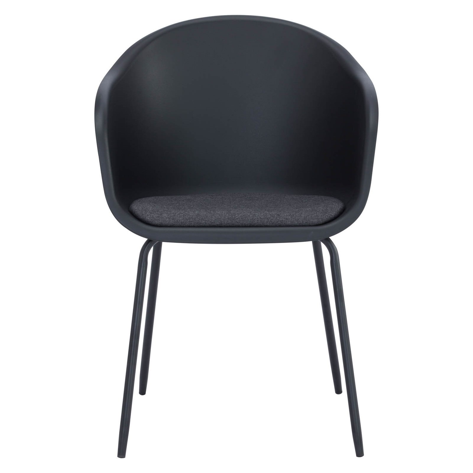 Colleen Dining Armchair, Black