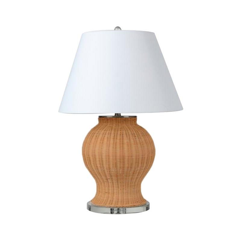 Westhampton Rattan Table Lamp