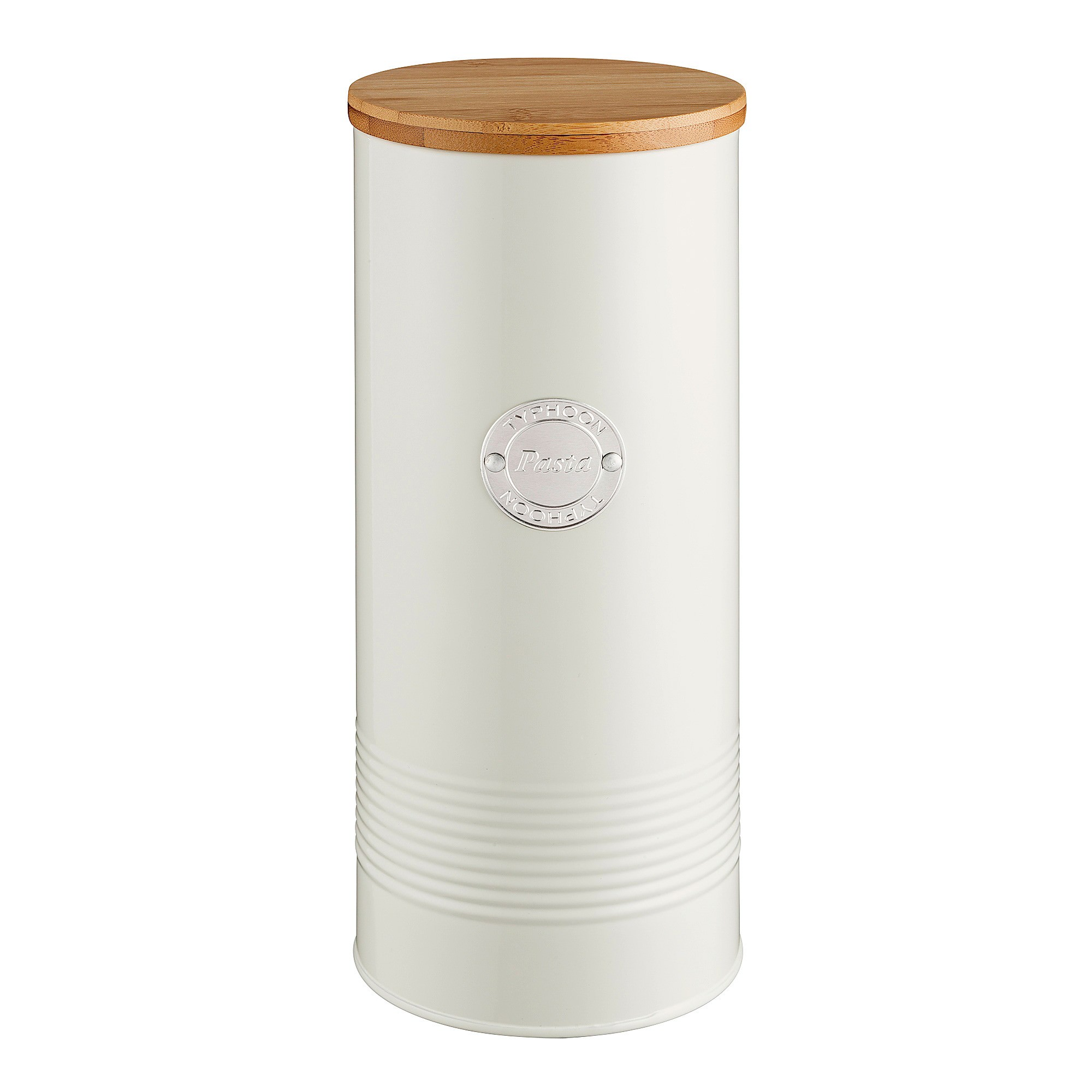 Typhoon Living Pasta Canister, 2.5 Litre, Cream