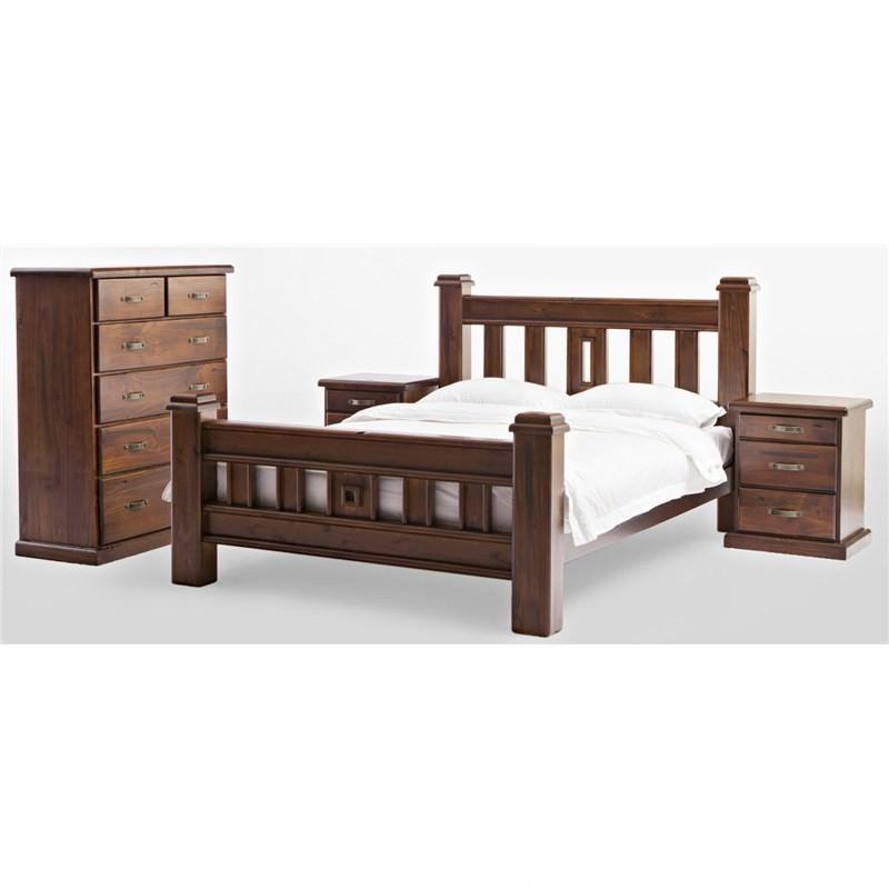 Classic Queen Bed
