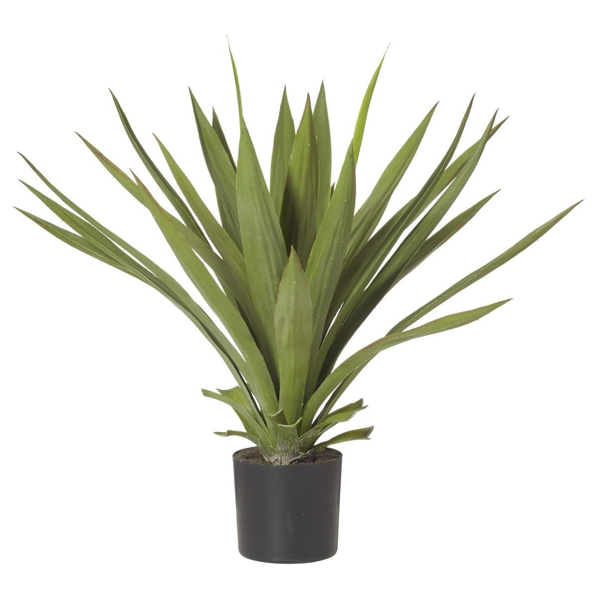 Potted Artificial Pineapple Agave, 60cm
