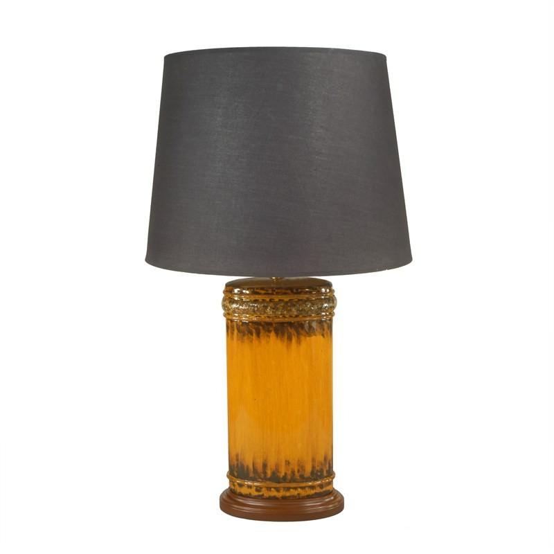 Fire Glaze Lamp