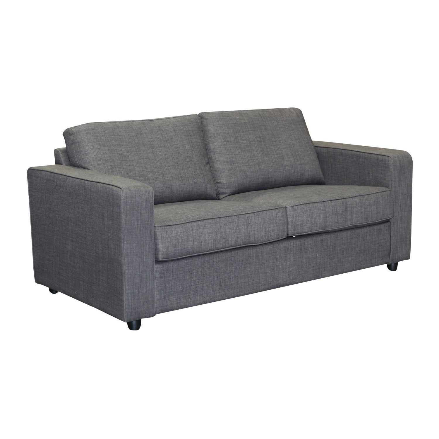 Sorrento Fabirc Pull Out Sofa Bed
