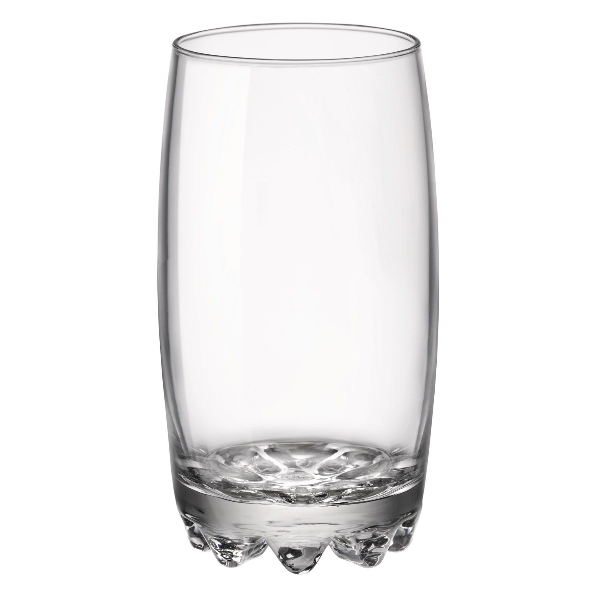 Bormioli Rocco Galassia High Ball Glasses, Set of 6