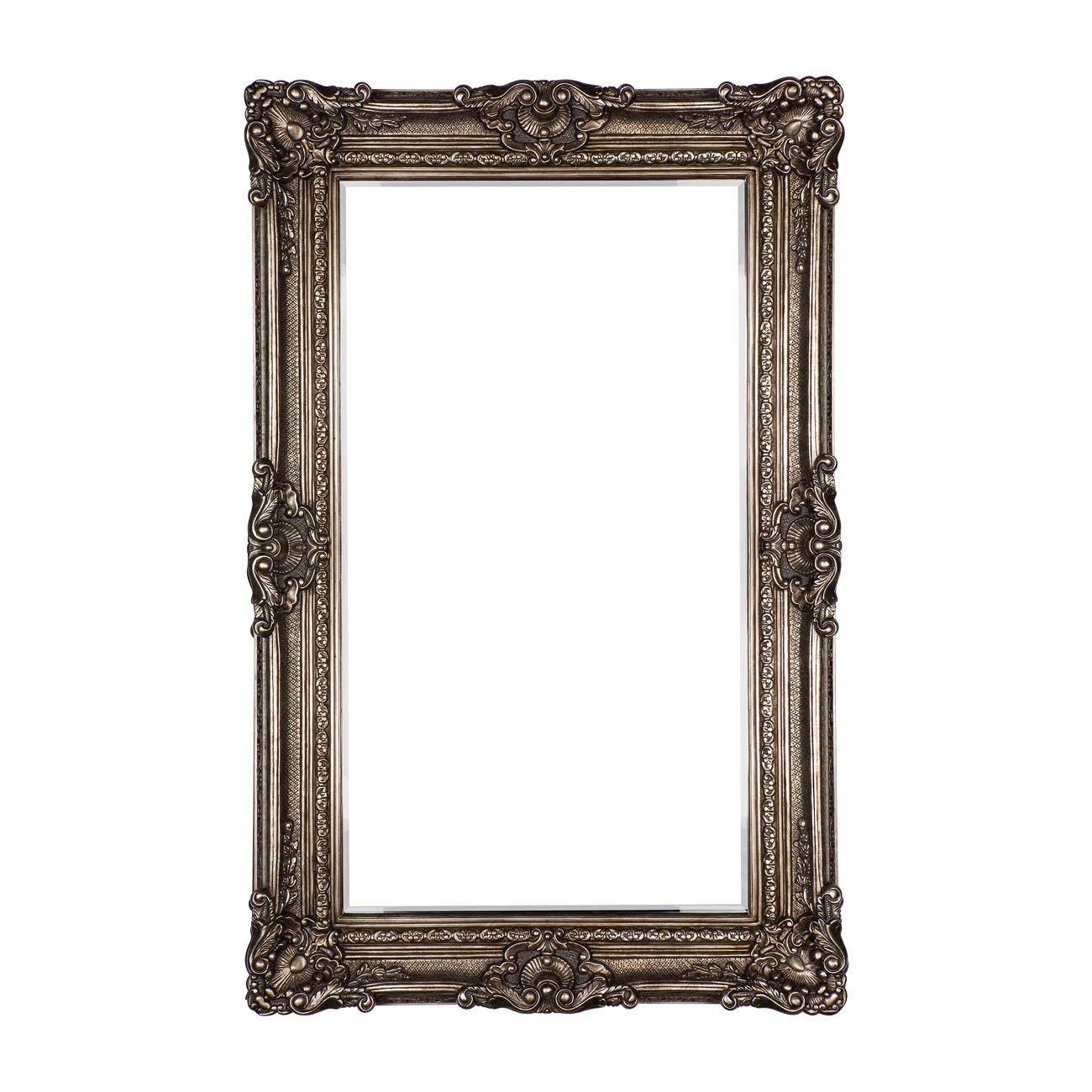Alexandra Baroque Floor Mirror, 224cm
