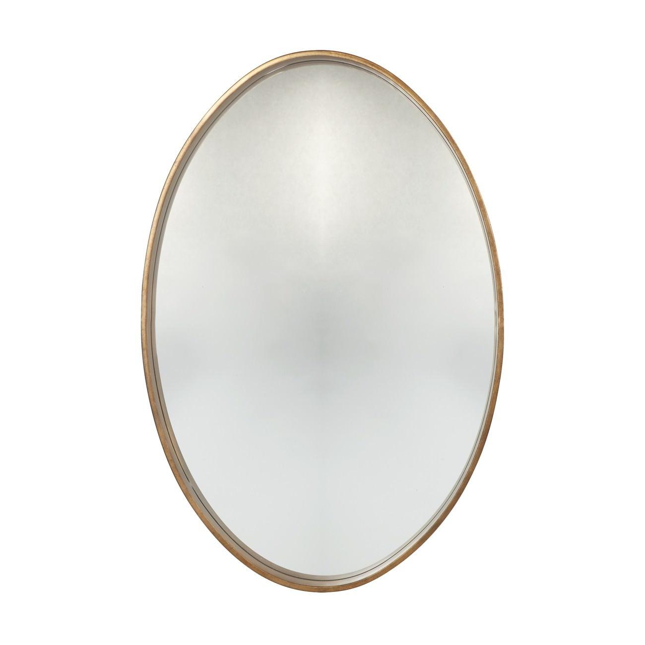 Destiny Iron Framed Wall Mirror, 90cm