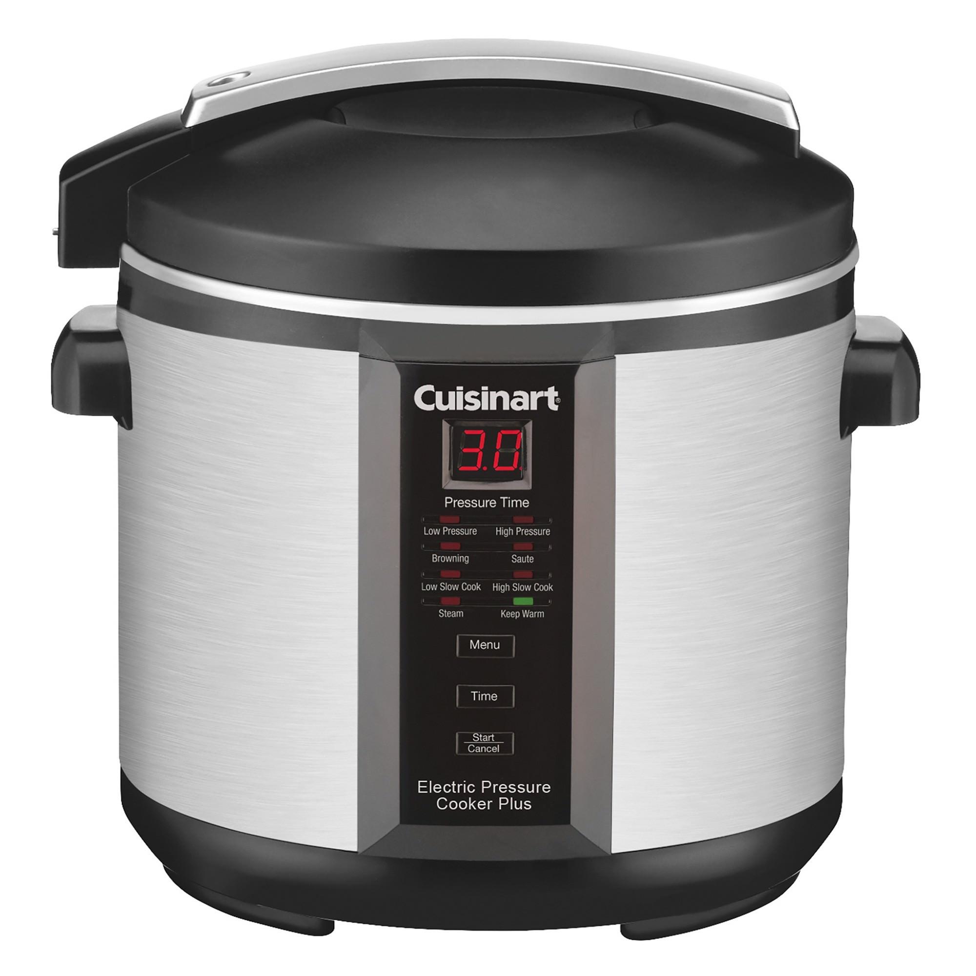 Cuisinart Electric Pressure Cooker Plus 6 Litre