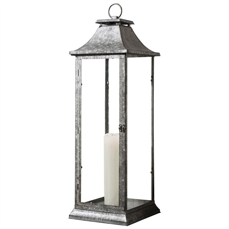 Harrogate Metal Lantern, Large