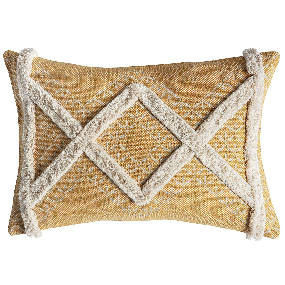 Gunter Cotton Lumbar Cushion