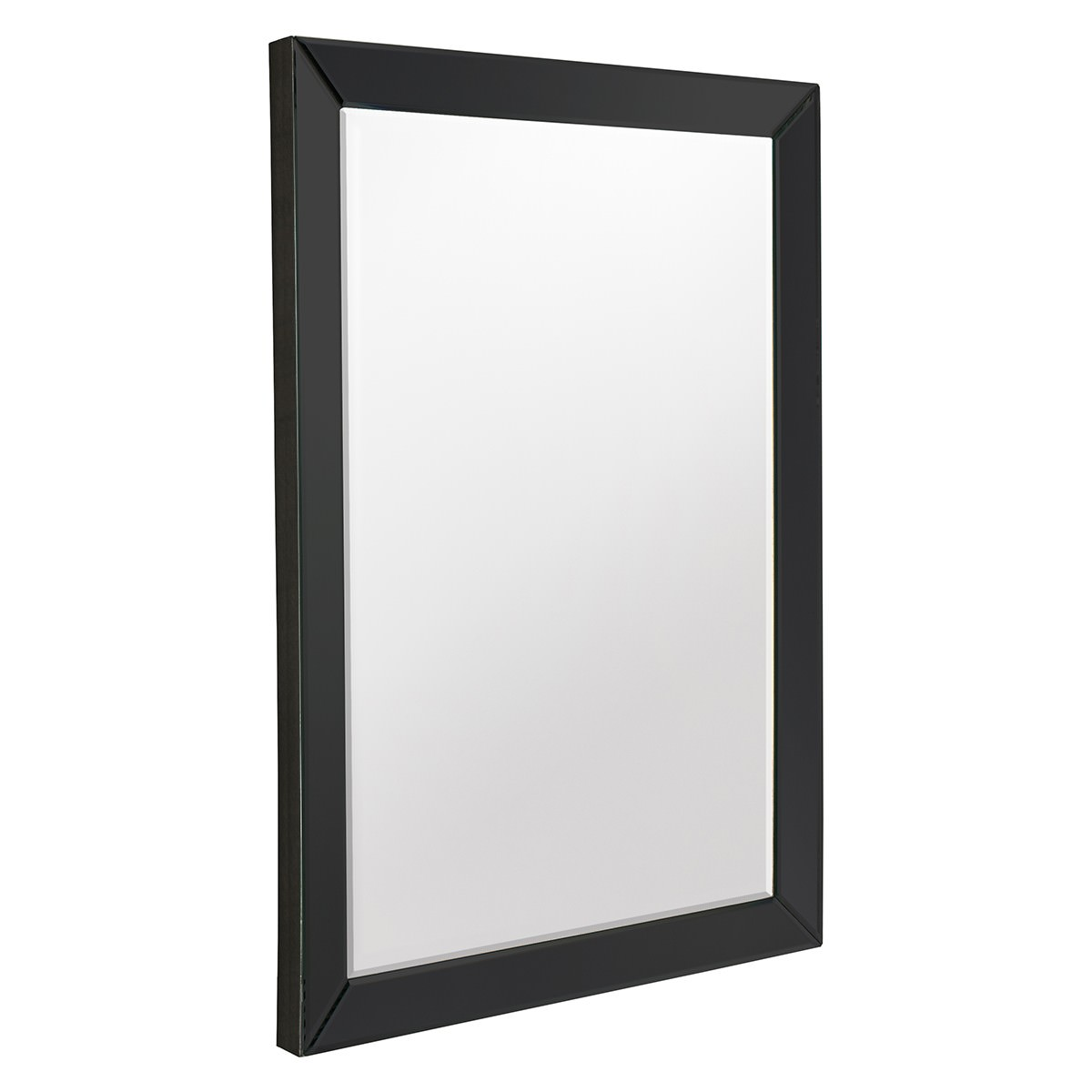 LibbyWall Mirror, 91.5cm, Black