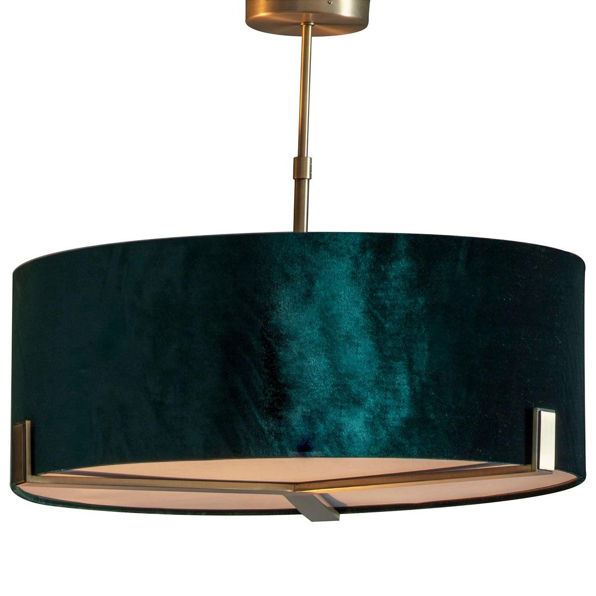 Nicholina Fabric Pendant Light