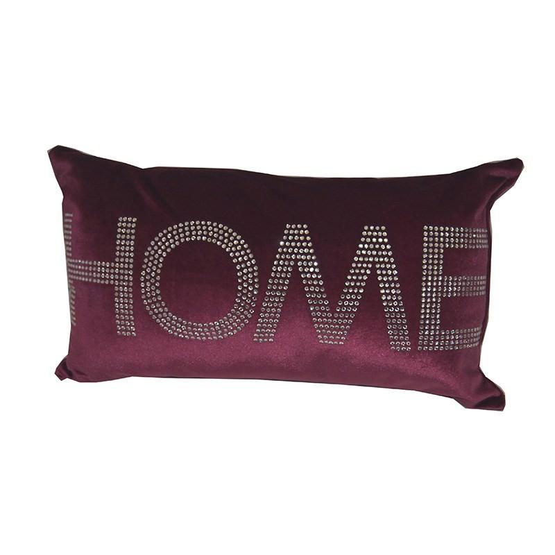 Amelia Home Cushion - Berry