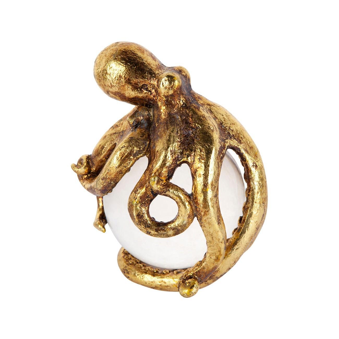 Cirrina Octopus Decor Ball