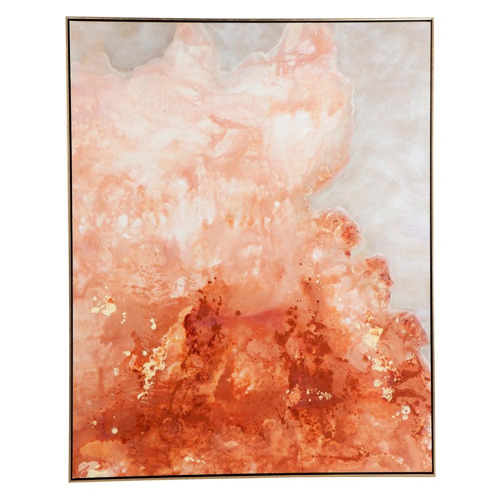 Im Blushing Framed Oil Painting Wall Art, 150cm