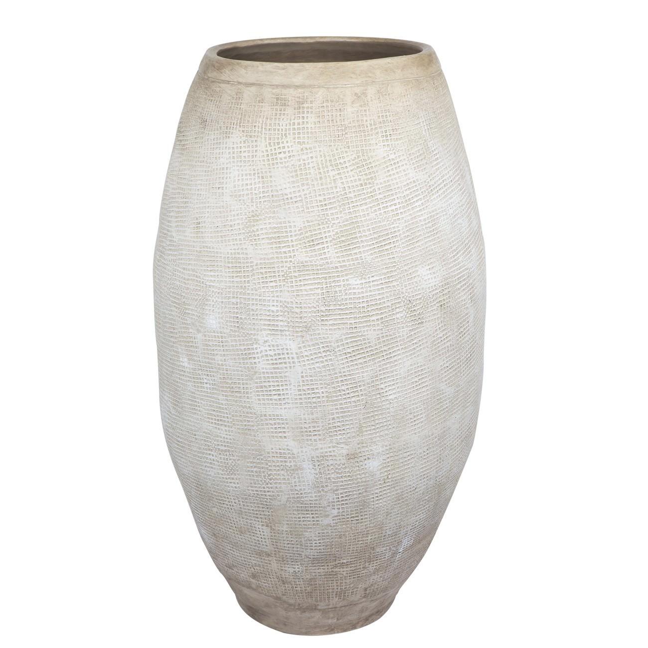 Gulf Terracotta Urn, Large