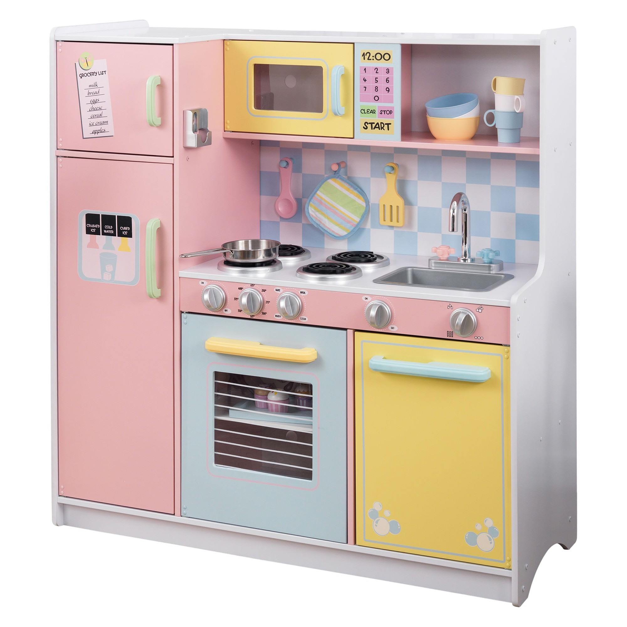 Kidkraft Large Pastel Kitchen