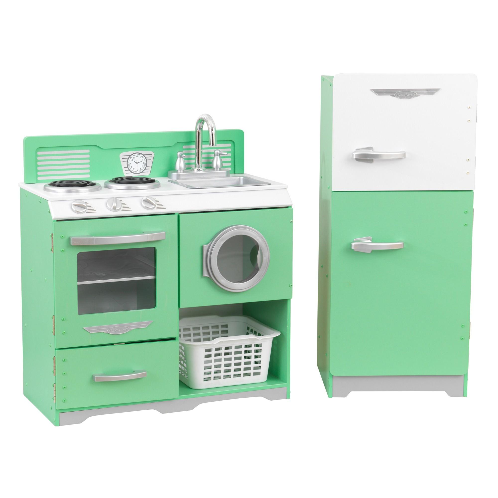 KidKraft Homestyle 2 Piece Kitchen