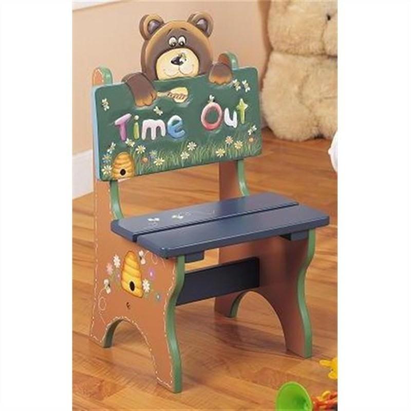 Teamson Safari Bear Time Out Chair