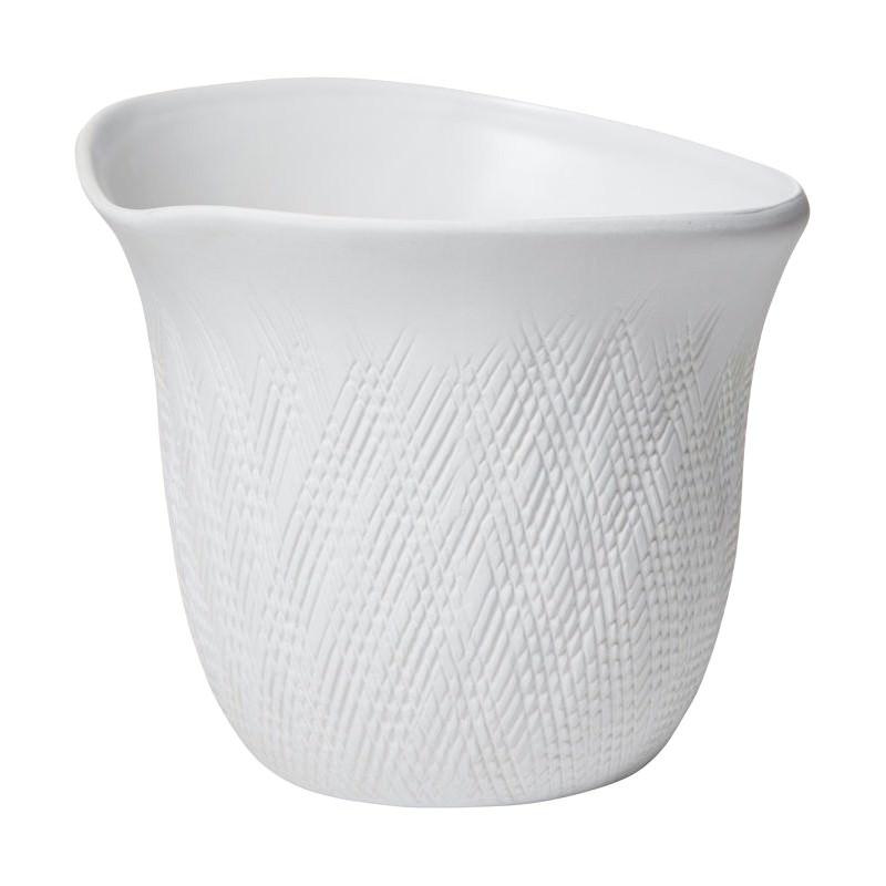 Margo Ceramic Pitcher Pot, Small