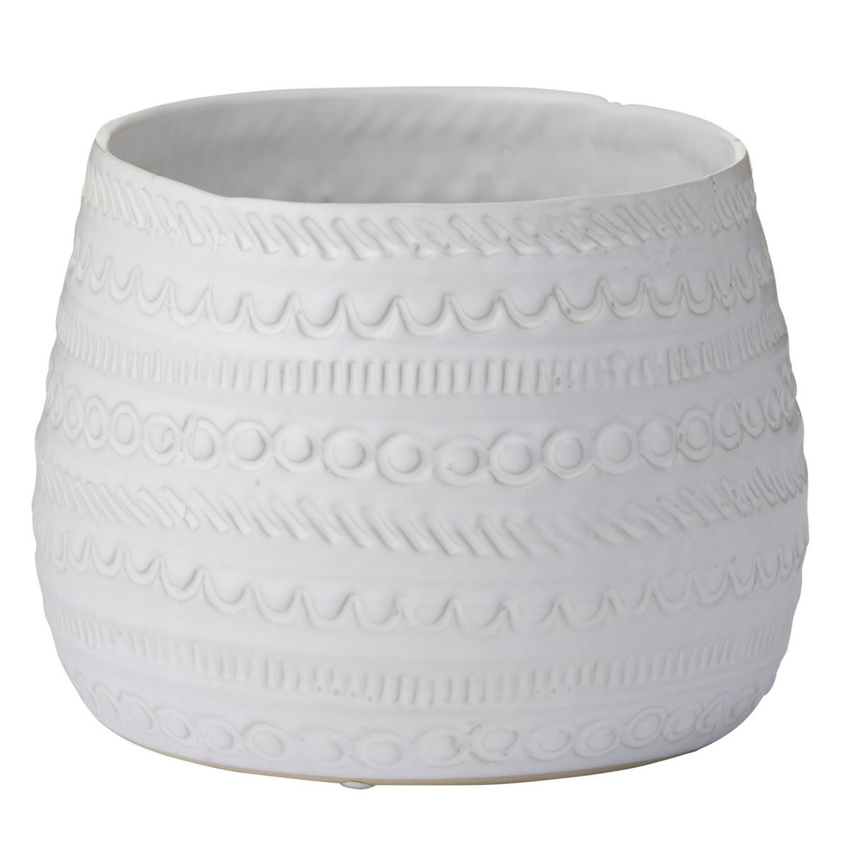 Tully Ceramic Pot