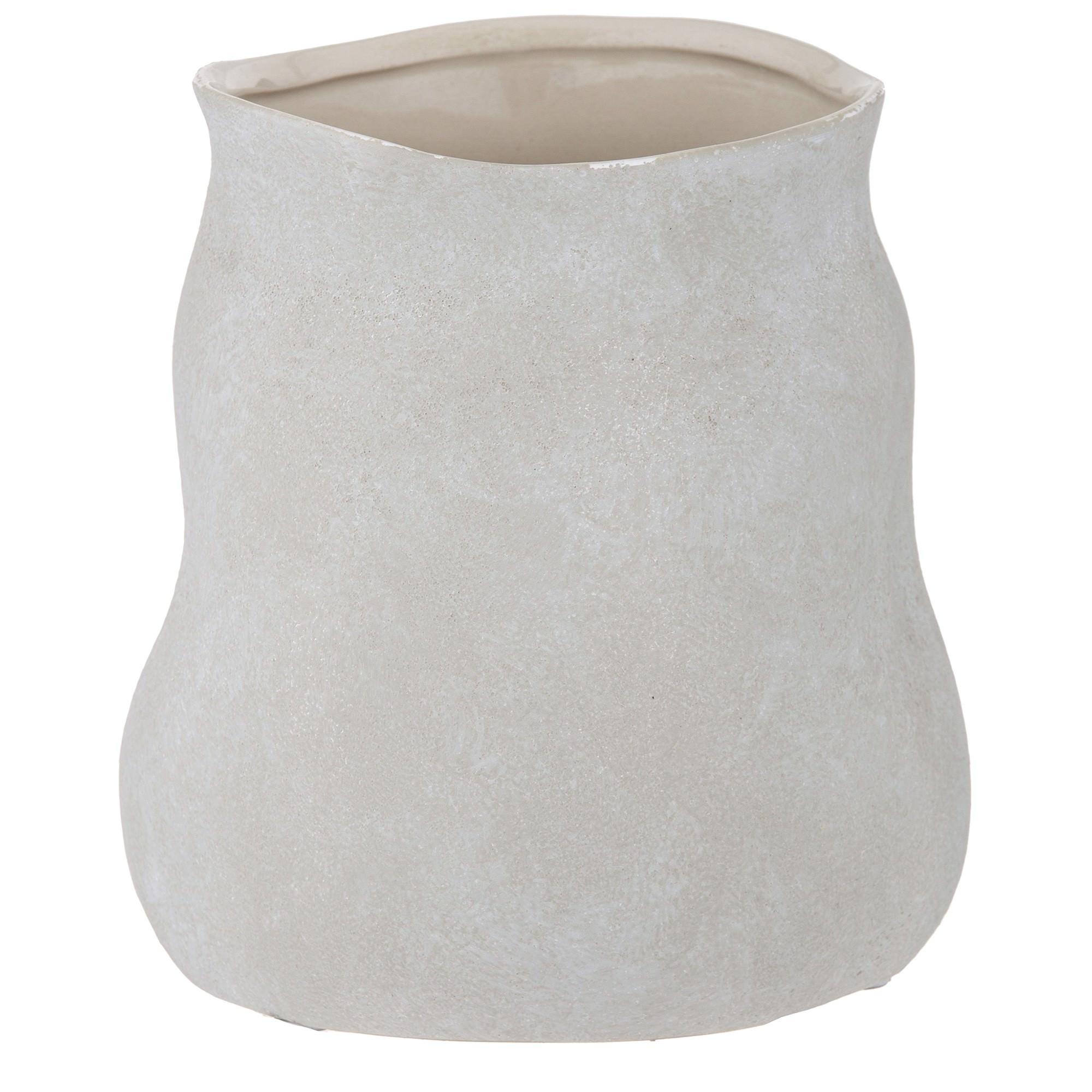 Maliah II Ceramic Pot, Large