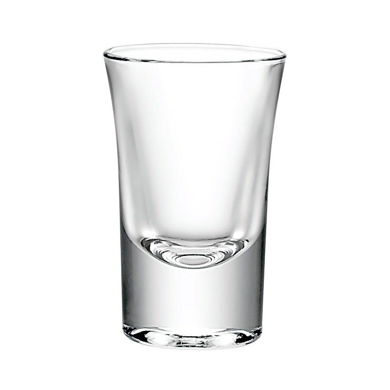 Bormioli Rocco Dublino Shot Glasses, Set of 6