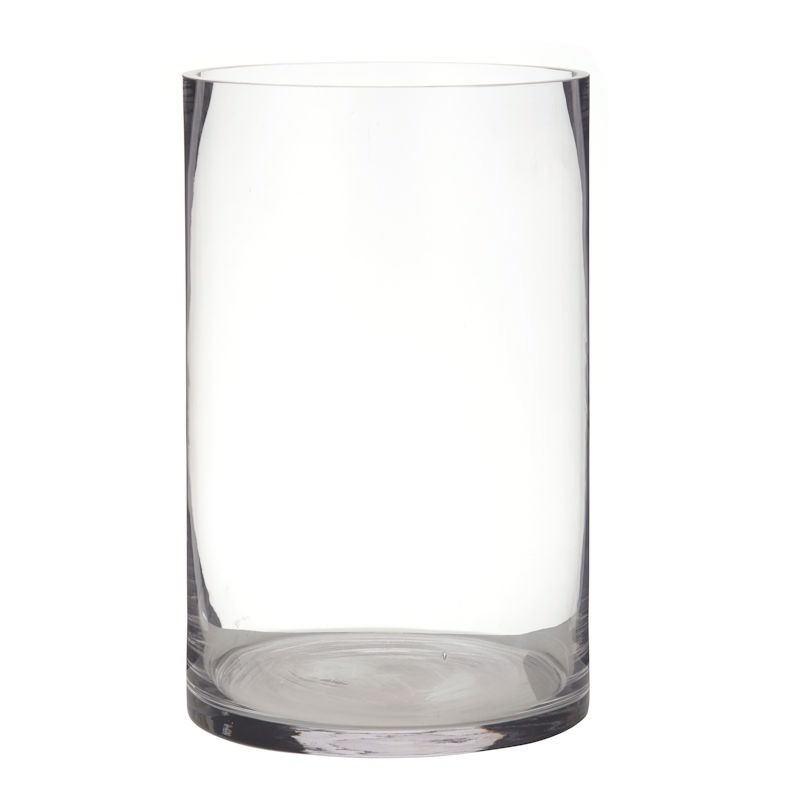 Brayden Glass Cylinder Vase