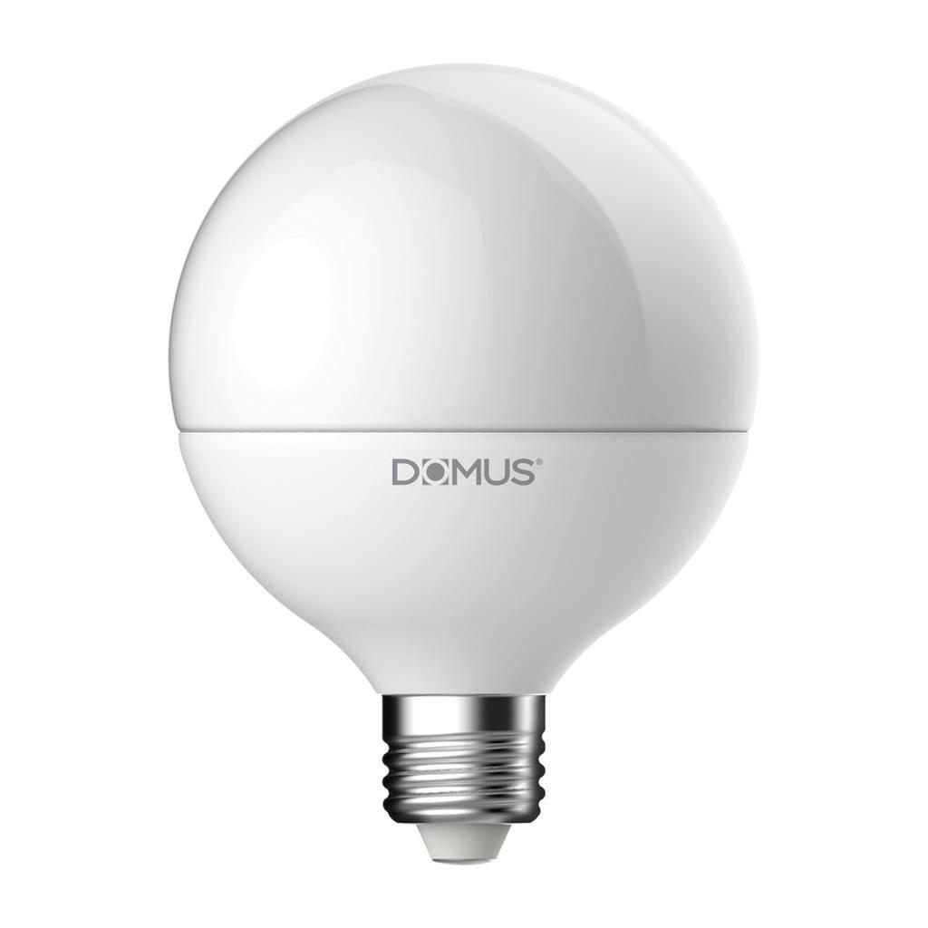 Key LED Globe, E27, 6500K, G95 Shape, Frosted