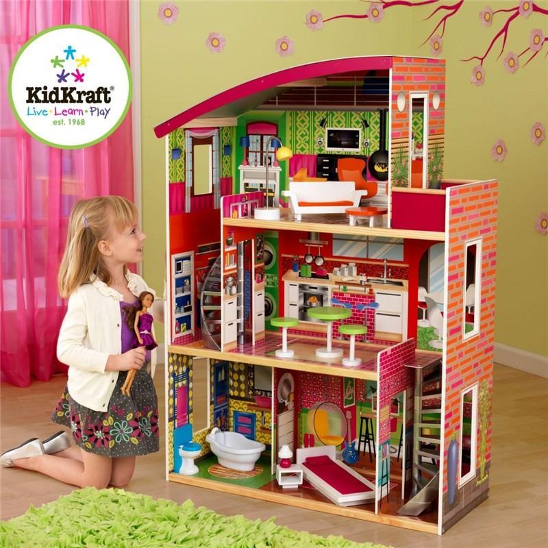 Kidkraft Designer Dollhouse (11 PC)