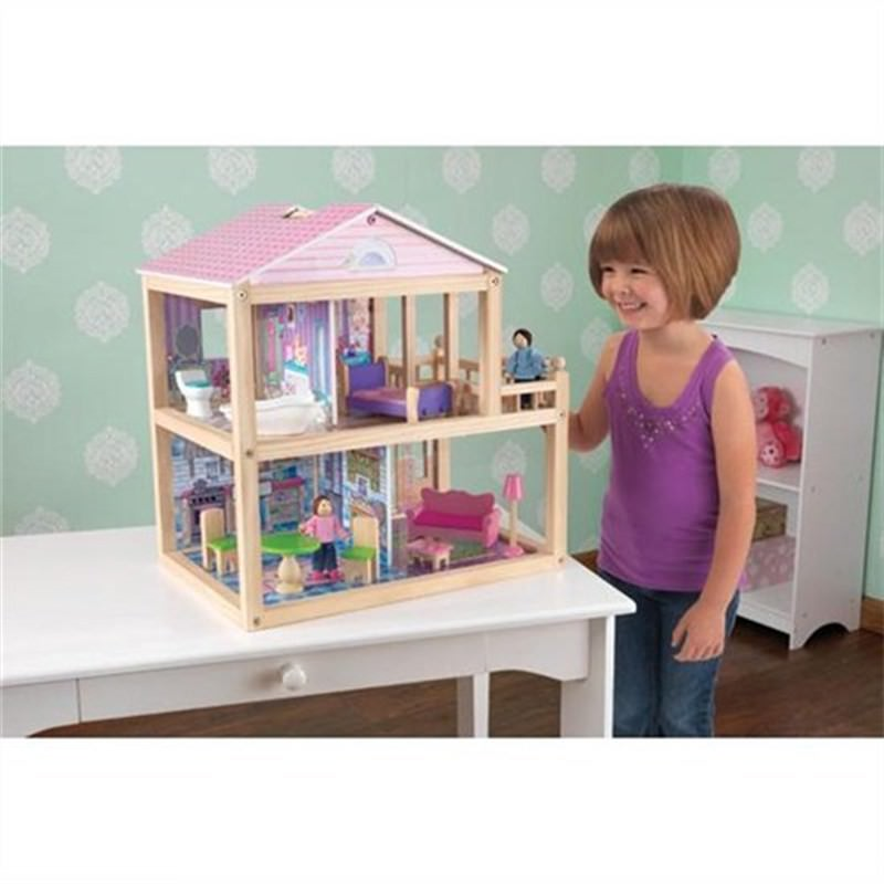 My Pretty Petal Dollhouse