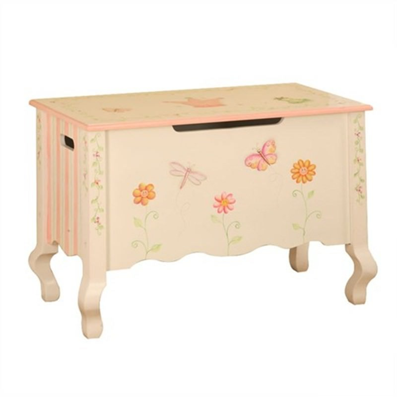 Teamson Princess and Frog  Toy Chest