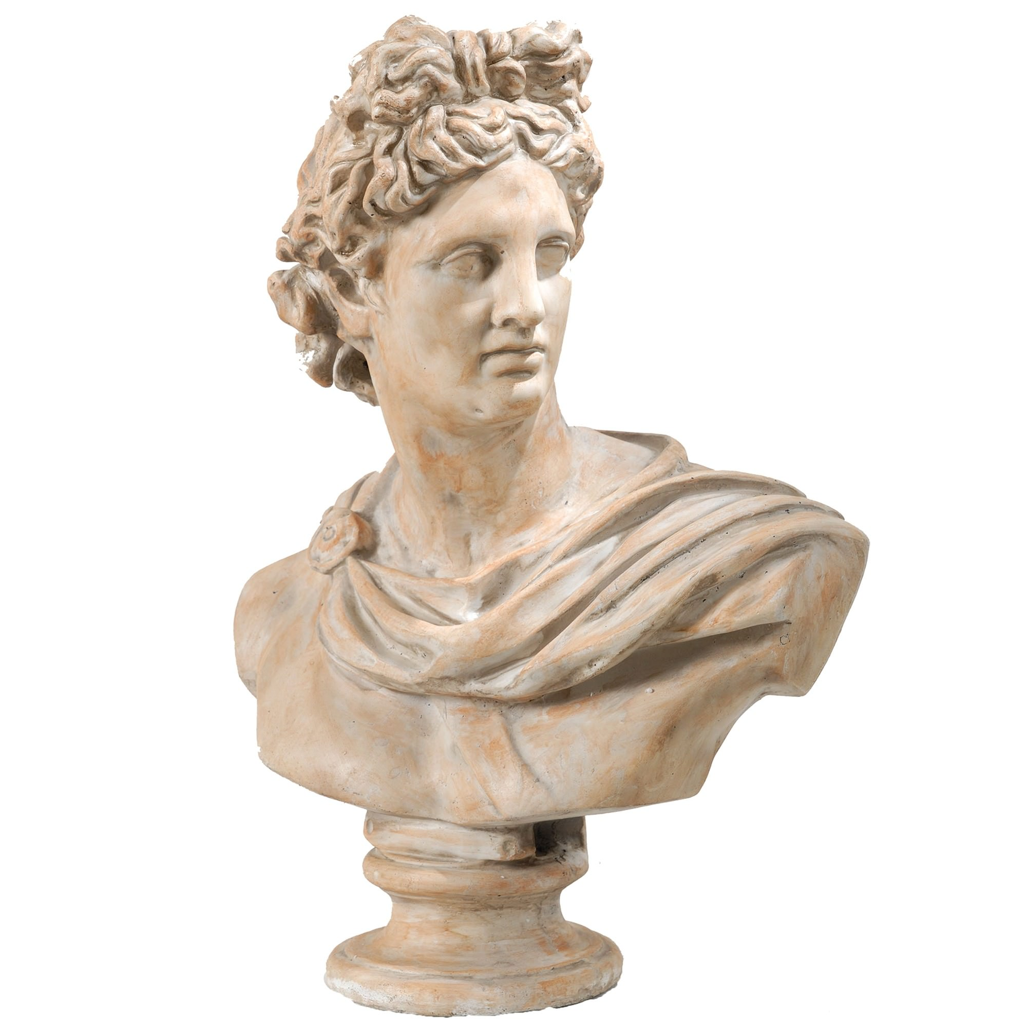 Large Bust Statue