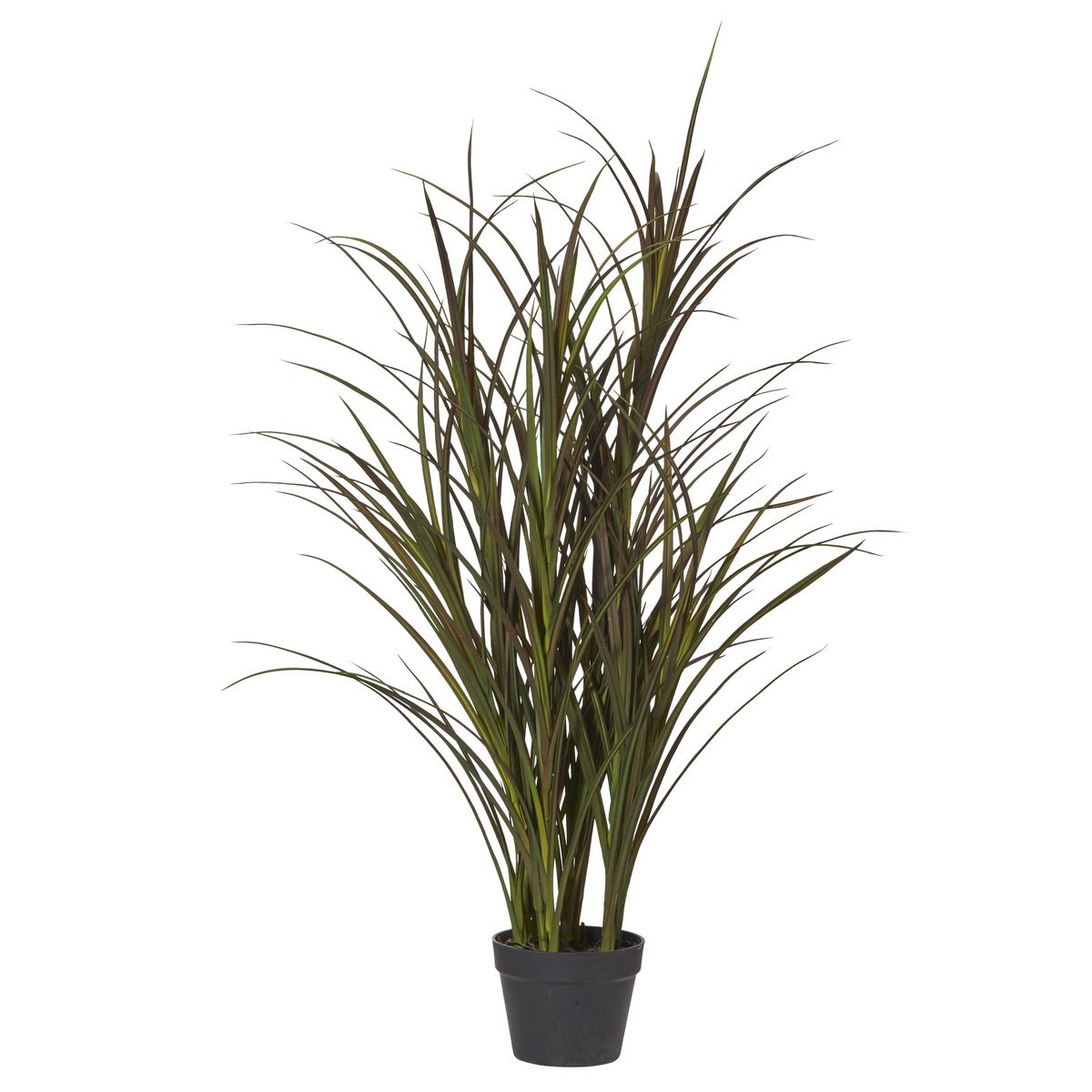 Potted Artificial Grass Yucca Plant, 120cm